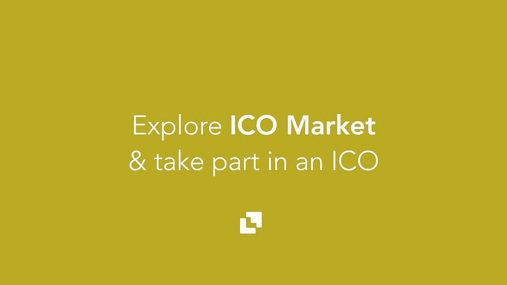 ICO market